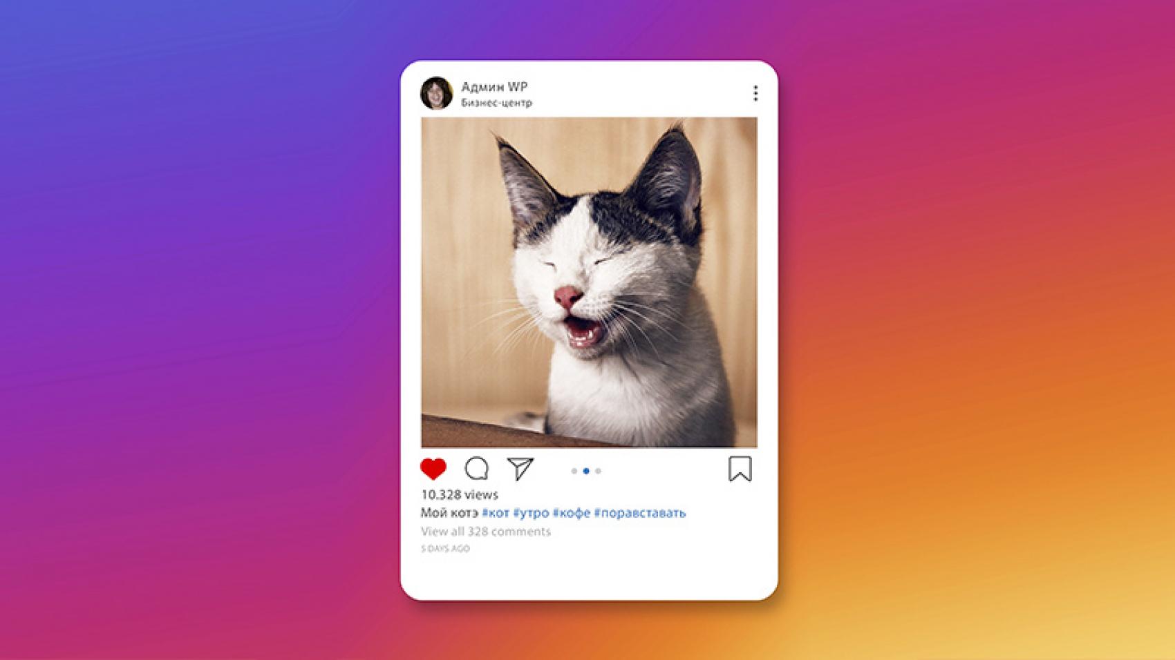 Лучшие Instagram-плагины для WordPress