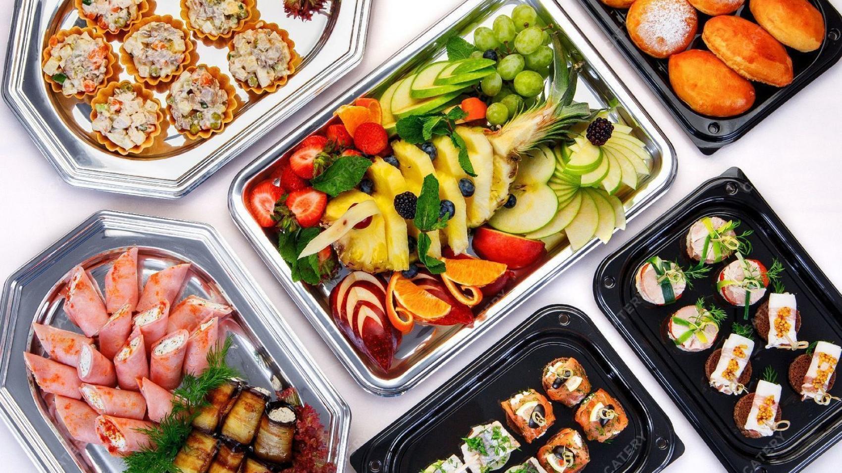 Продвижение услуг по доставке еды в интернете