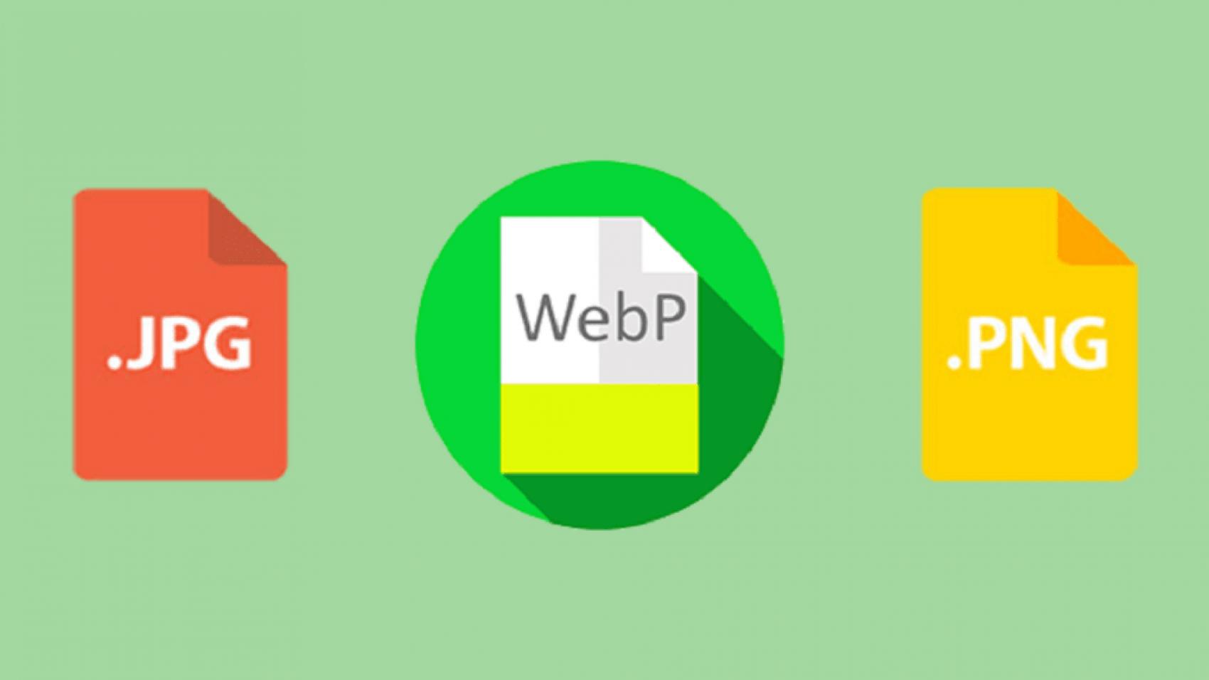 Формат изображений WebP: что это такое и зачем он нужен