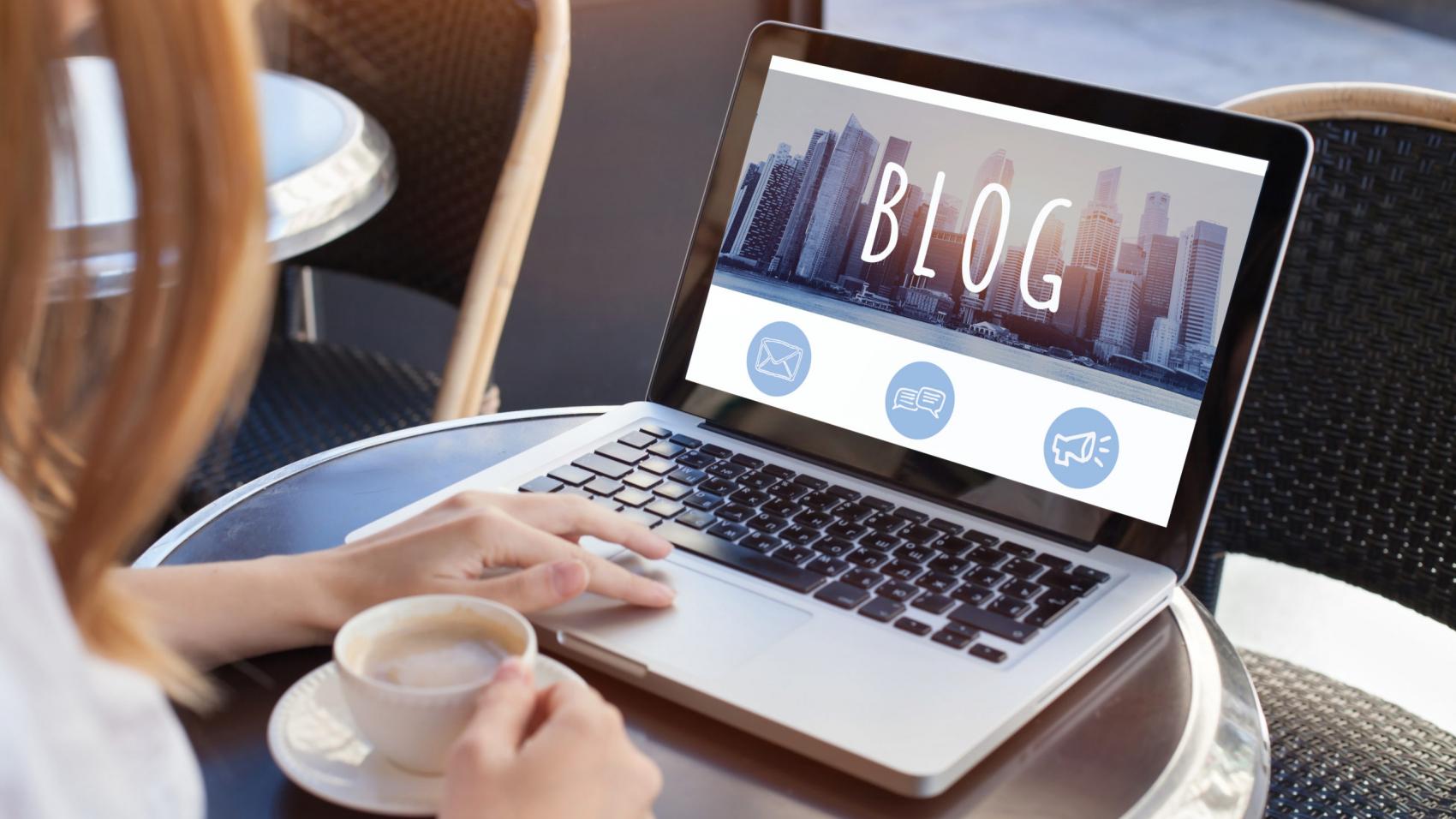 Как создать собственный блог, не зная ни строчки кода