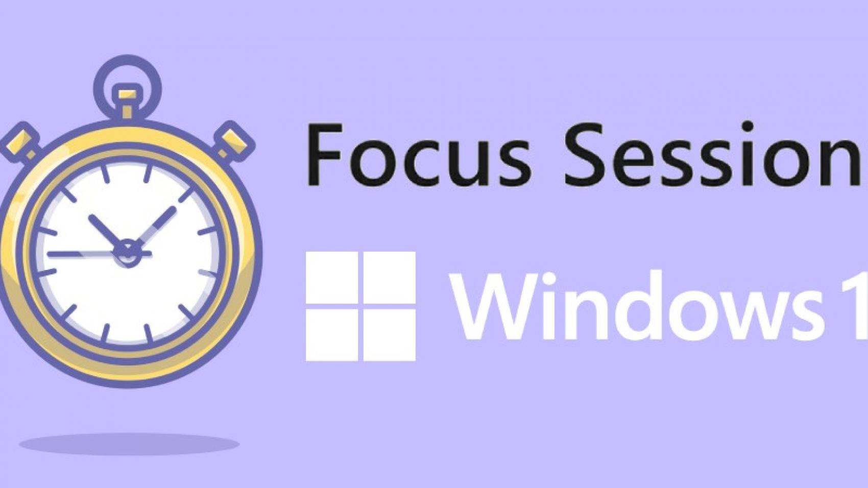 Windows 11 поможет пользователю сосредоточиться