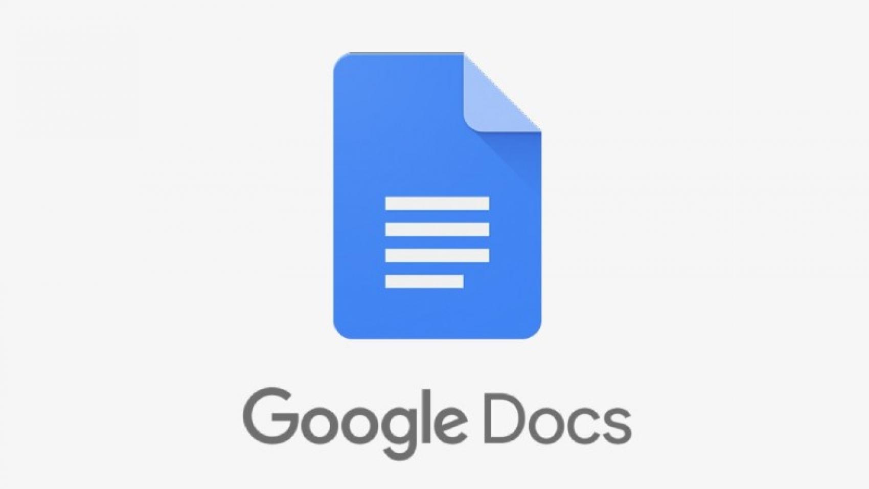 В Google Docs появилась возможность добавить водяной знак